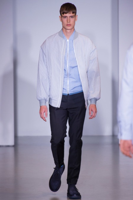 CALVIN KLEIN COLLECTION SPRING SUMMER 2014 MENSWEAR (24)