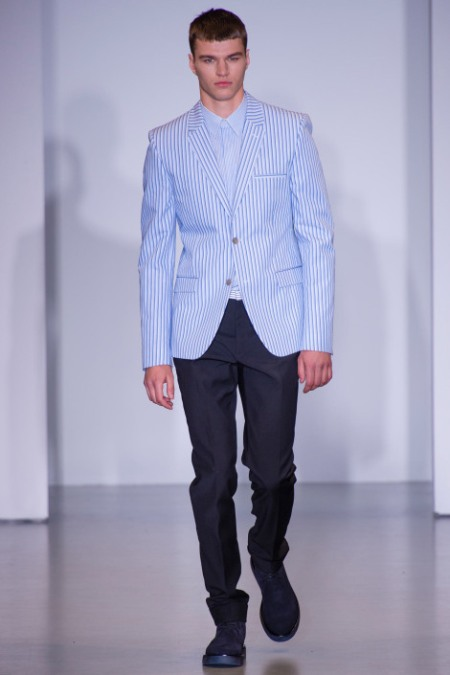 CALVIN KLEIN COLLECTION SPRING SUMMER 2014 MENSWEAR (25)