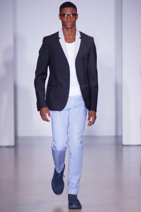 CALVIN KLEIN COLLECTION SPRING SUMMER 2014 MENSWEAR (27)