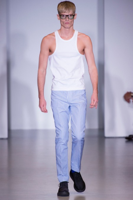CALVIN KLEIN COLLECTION SPRING SUMMER 2014 MENSWEAR (28)