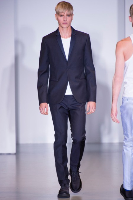 CALVIN KLEIN COLLECTION SPRING SUMMER 2014 MENSWEAR (29)