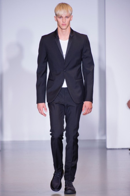 CALVIN KLEIN COLLECTION SPRING SUMMER 2014 MENSWEAR (30)