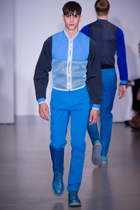 CALVIN KLEIN COLLECTION SPRING SUMMER 2014 MENSWEAR (32)