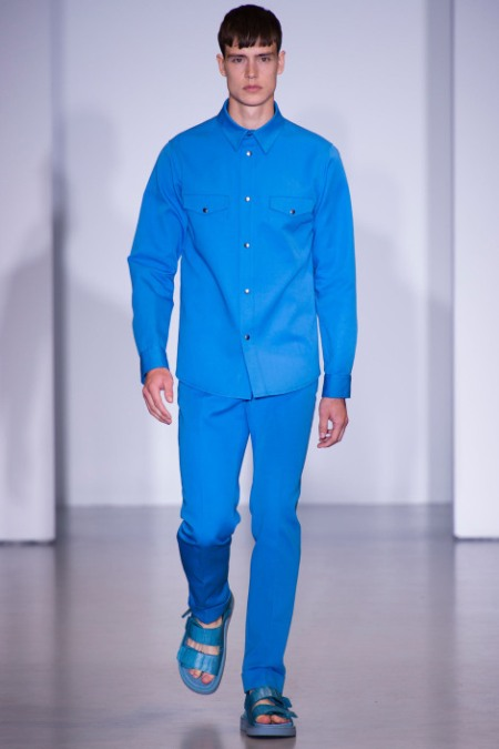 CALVIN KLEIN COLLECTION SPRING SUMMER 2014 MENSWEAR (36)