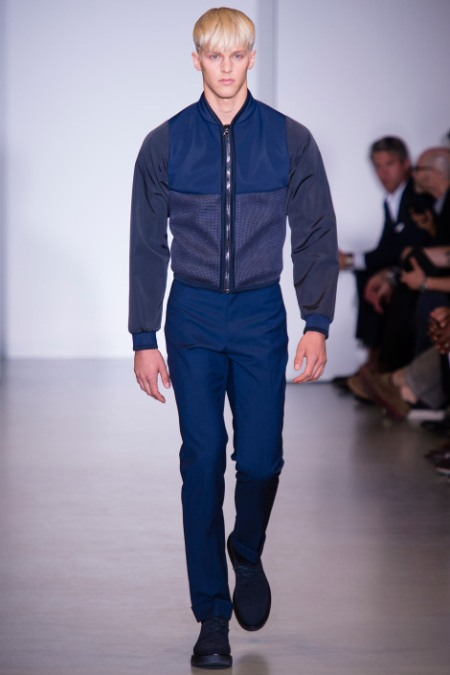 CALVIN KLEIN COLLECTION SPRING SUMMER 2014 MENSWEAR (37)
