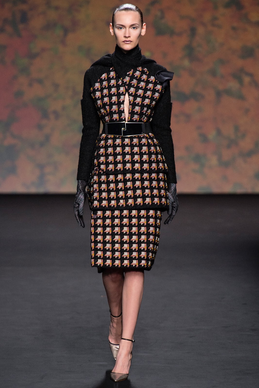 2014 Fall Winter 2015 Fashion Trends For Teensteens: CHRISTIAN DIOR HAUTE COUTURE FALL WINTER 2014 (17