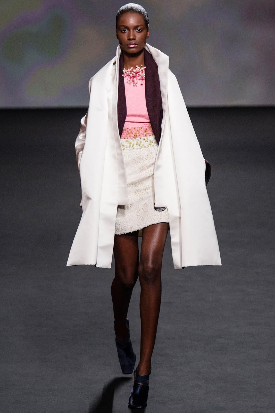 CHRISTIAN DIOR HAUTE COUTURE FALL WINTER 2014 (36)  Christian Dior Haute Couture 2014