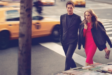 DKNY FALL WINTER 2013 2014 CAMPAIGN (6)