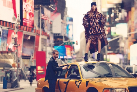 DKNY FALL WINTER 2013 2014 CAMPAIGN (9)