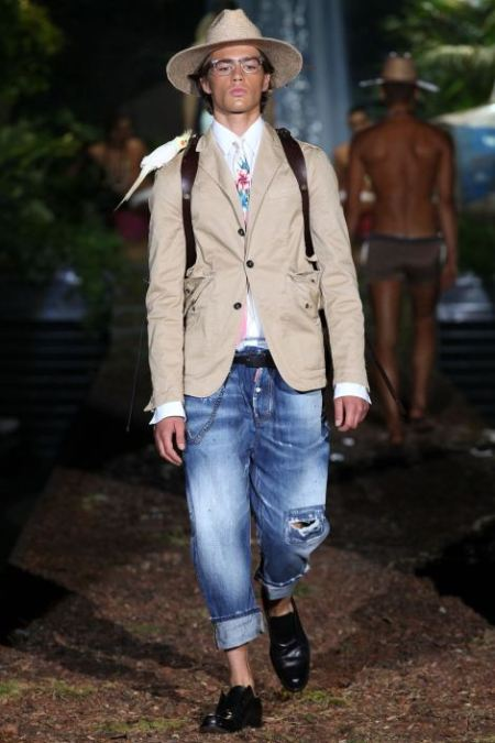 DSQUARED2 SPRING SUMMER 2014 MENSWEAR COLLECTION (16)