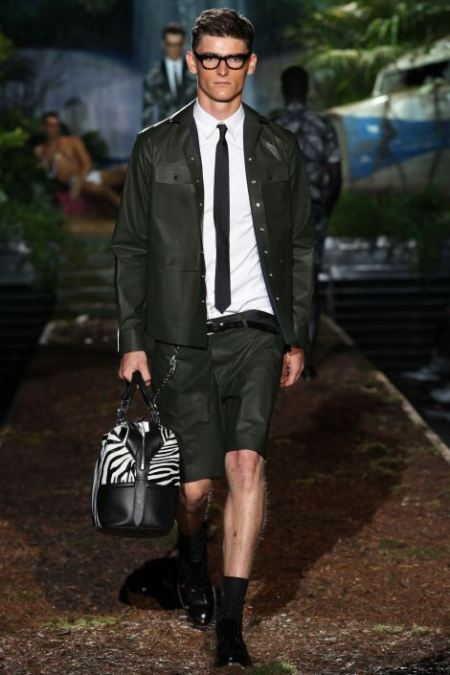 DSQUARED2 SPRING SUMMER 2014 MENSWEAR COLLECTION (24)