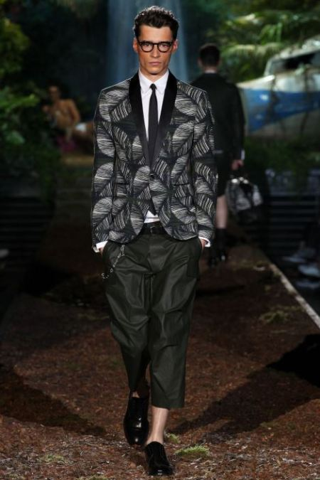 DSQUARED2 SPRING SUMMER 2014 MENSWEAR COLLECTION (25)