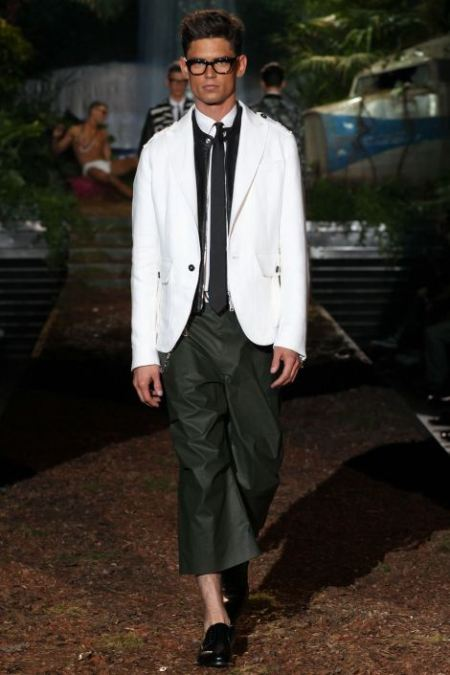 DSQUARED2 SPRING SUMMER 2014 MENSWEAR COLLECTION (26)