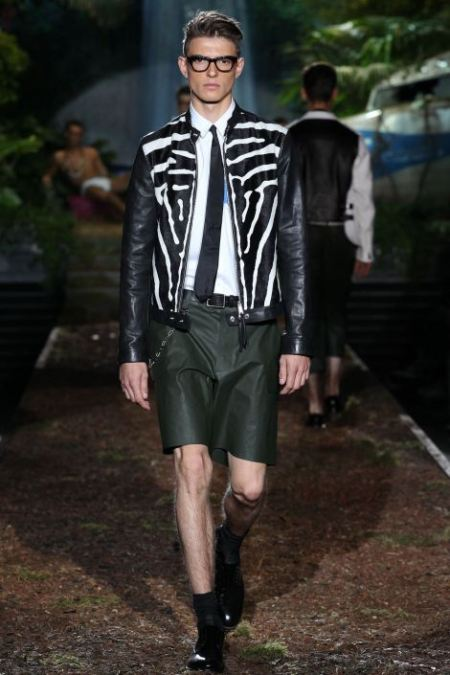 DSQUARED2 SPRING SUMMER 2014 MENSWEAR COLLECTION (27)