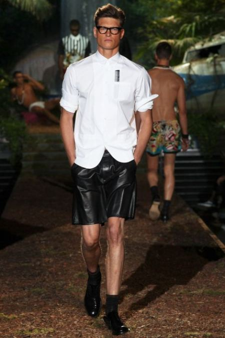DSQUARED2 SPRING SUMMER 2014 MENSWEAR COLLECTION (29)