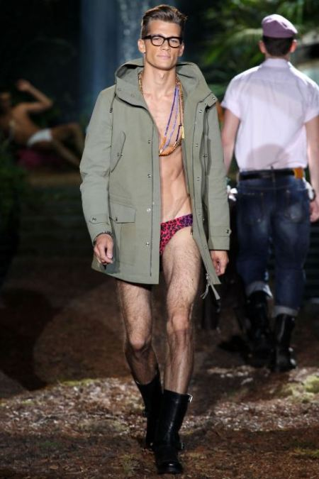 DSQUARED2 SPRING SUMMER 2014 MENSWEAR COLLECTION (6)