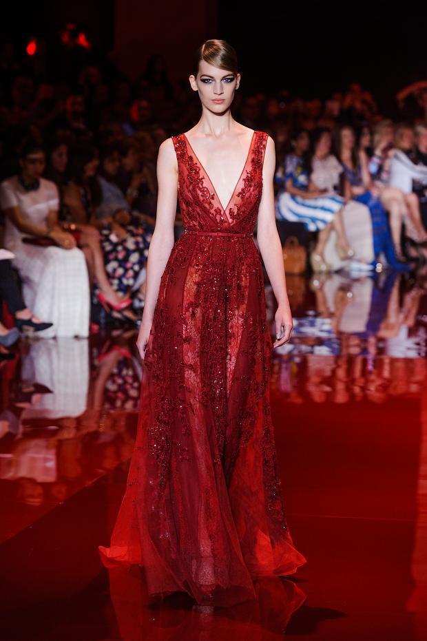 Elie Saab Haute Couture Fall Winter 2014 Sos Fashion Alarm