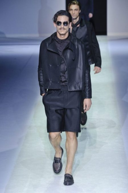 EMPORIO ARMANI SPRING SUMMER 2014 MENSWEAR COLLECTION (14)