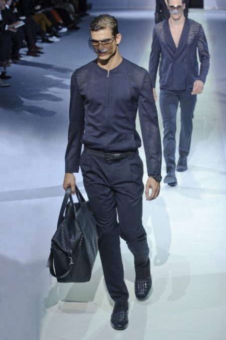 EMPORIO ARMANI SPRING SUMMER 2014 MENSWEAR COLLECTION (19)