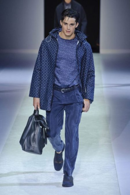 EMPORIO ARMANI SPRING SUMMER 2014 MENSWEAR COLLECTION (23)