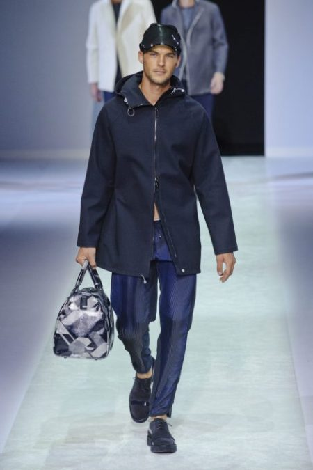 EMPORIO ARMANI SPRING SUMMER 2014 MENSWEAR COLLECTION (26)