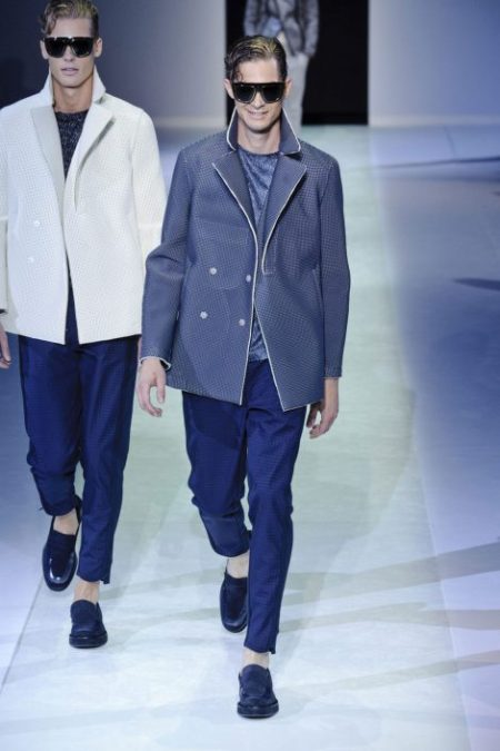 EMPORIO ARMANI SPRING SUMMER 2014 MENSWEAR COLLECTION (27)