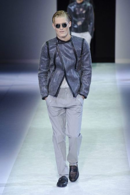 EMPORIO ARMANI SPRING SUMMER 2014 MENSWEAR COLLECTION (29)
