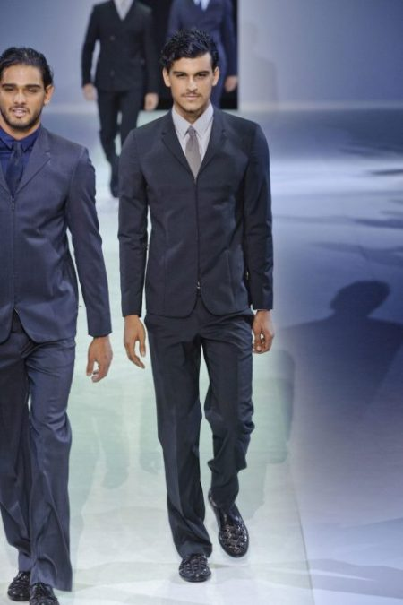 EMPORIO ARMANI SPRING SUMMER 2014 MENSWEAR COLLECTION (3)