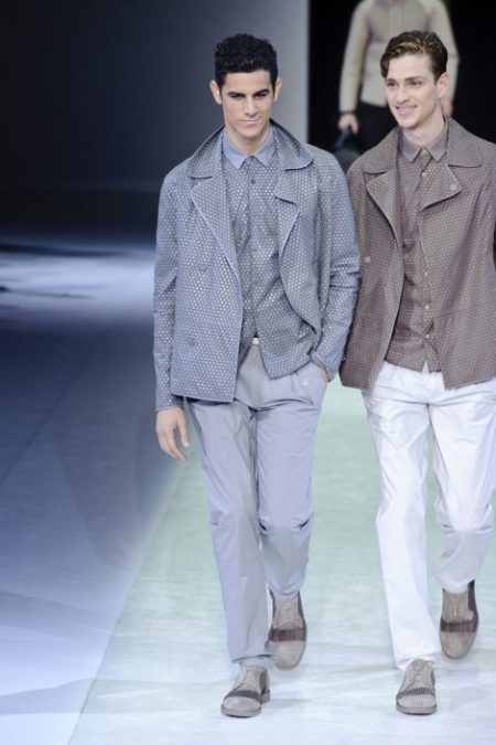EMPORIO ARMANI SPRING SUMMER 2014 MENSWEAR COLLECTION (36)