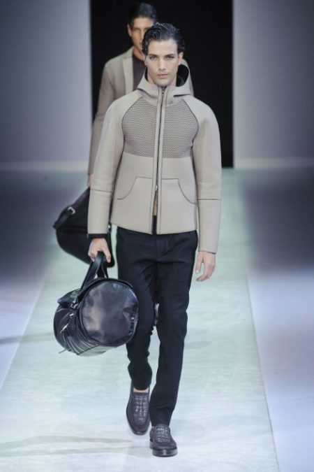 EMPORIO ARMANI SPRING SUMMER 2014 MENSWEAR COLLECTION (38)