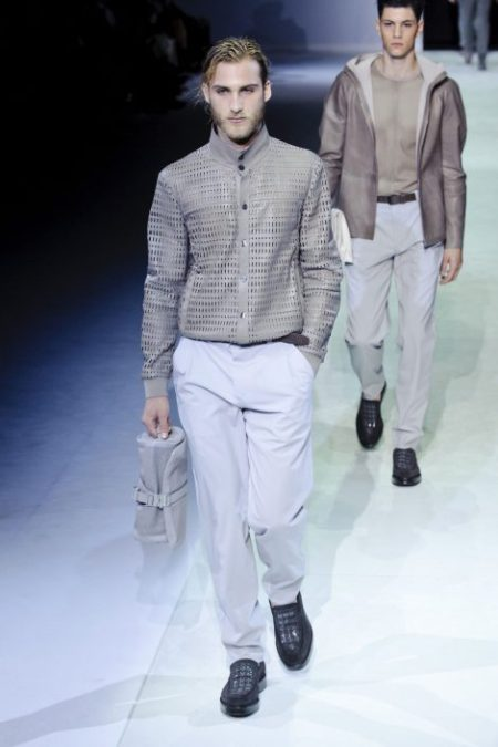 EMPORIO ARMANI SPRING SUMMER 2014 MENSWEAR COLLECTION (41)