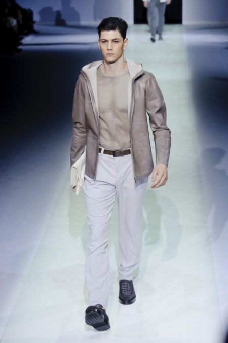 EMPORIO ARMANI SPRING SUMMER 2014 MENSWEAR COLLECTION (42)
