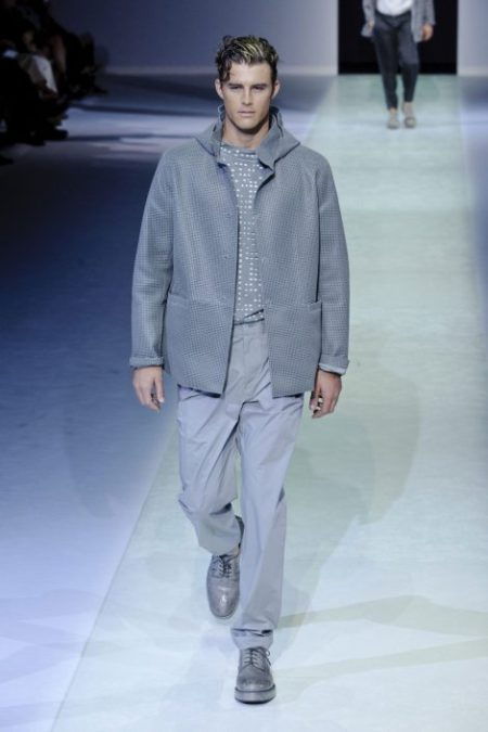 EMPORIO ARMANI SPRING SUMMER 2014 MENSWEAR COLLECTION (43)