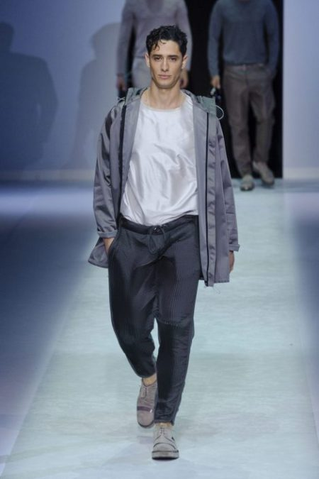 EMPORIO ARMANI SPRING SUMMER 2014 MENSWEAR COLLECTION (44)