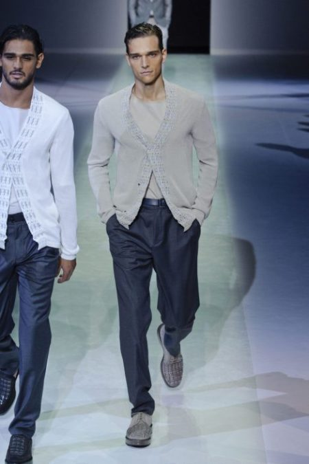 EMPORIO ARMANI SPRING SUMMER 2014 MENSWEAR COLLECTION (52)