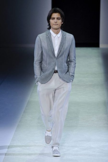 EMPORIO ARMANI SPRING SUMMER 2014 MENSWEAR COLLECTION (53)