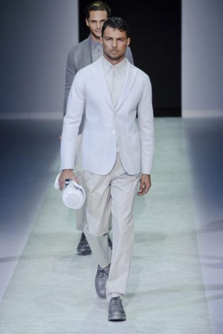 EMPORIO ARMANI SPRING SUMMER 2014 MENSWEAR COLLECTION (54)
