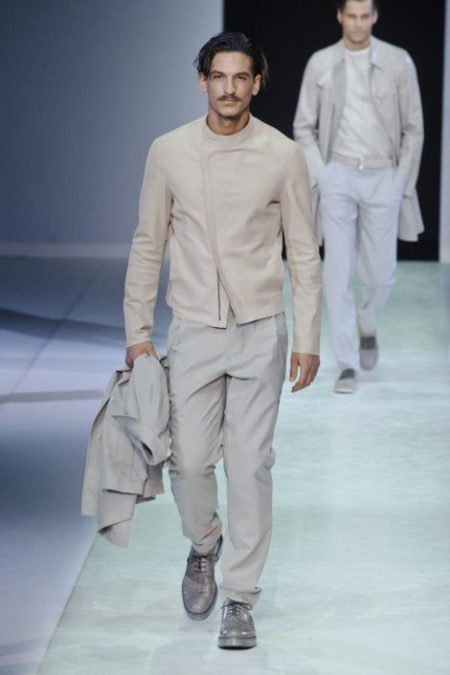 EMPORIO ARMANI SPRING SUMMER 2014 MENSWEAR COLLECTION (56)