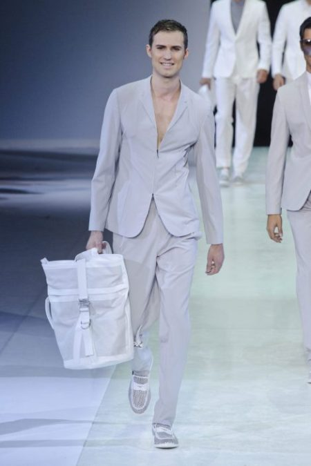 EMPORIO ARMANI SPRING SUMMER 2014 MENSWEAR COLLECTION (62)
