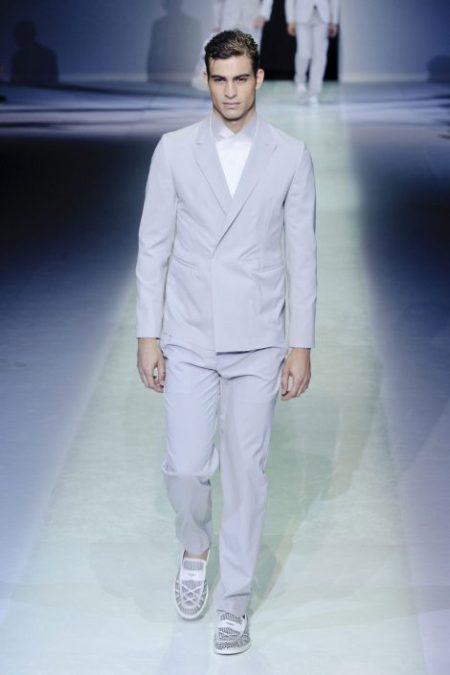 EMPORIO ARMANI SPRING SUMMER 2014 MENSWEAR COLLECTION (64)