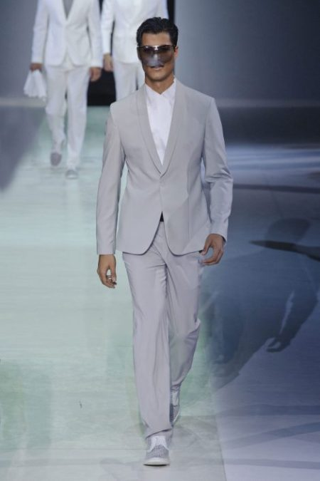 EMPORIO ARMANI SPRING SUMMER 2014 MENSWEAR COLLECTION (66)