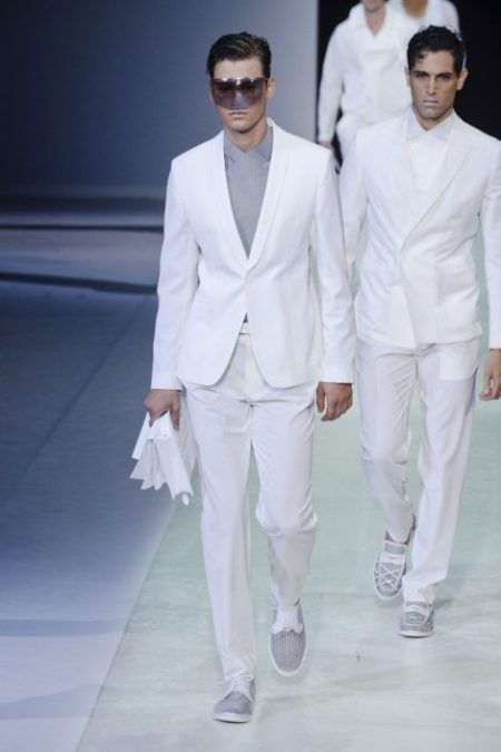 EMPORIO ARMANI SPRING SUMMER 2014 MENSWEAR COLLECTION (67)