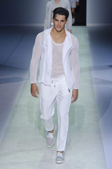 EMPORIO ARMANI SPRING SUMMER 2014 MENSWEAR COLLECTION (70)