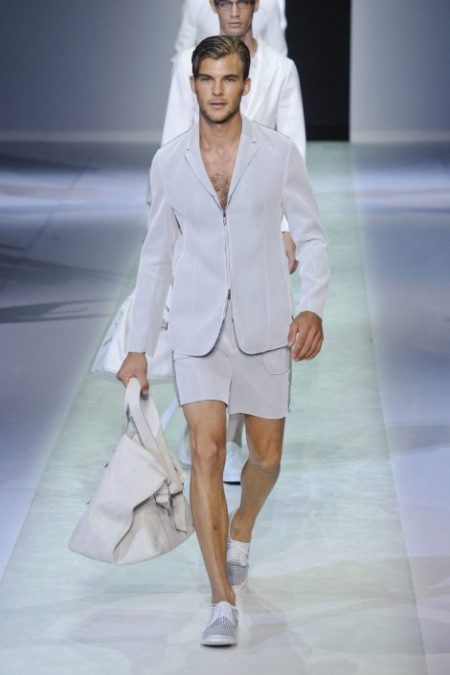 EMPORIO ARMANI SPRING SUMMER 2014 MENSWEAR COLLECTION (72)