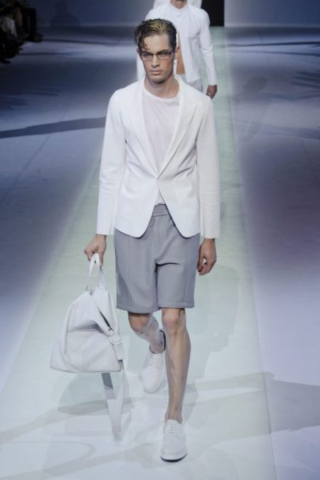 EMPORIO ARMANI SPRING SUMMER 2014 MENSWEAR COLLECTION (73)