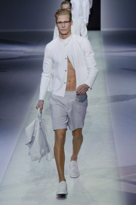 EMPORIO ARMANI SPRING SUMMER 2014 MENSWEAR COLLECTION (74)