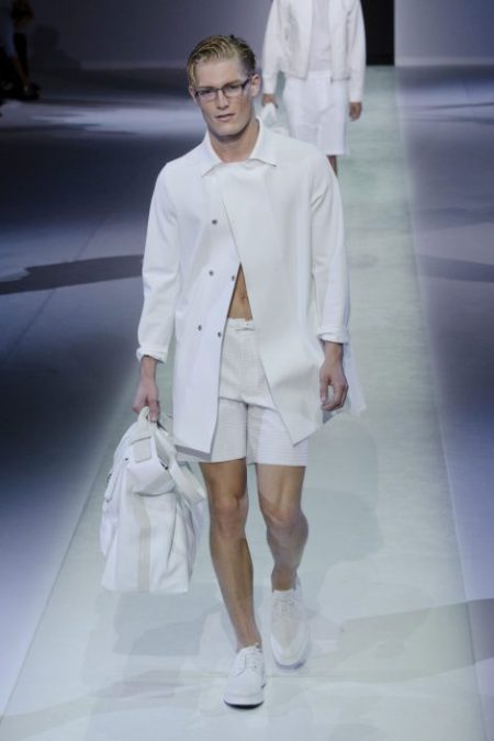 EMPORIO ARMANI SPRING SUMMER 2014 MENSWEAR COLLECTION (75)