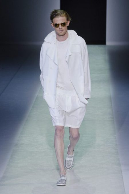 EMPORIO ARMANI SPRING SUMMER 2014 MENSWEAR COLLECTION (77)