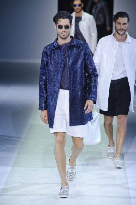 EMPORIO ARMANI SPRING SUMMER 2014 MENSWEAR COLLECTION (78)