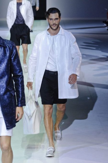 EMPORIO ARMANI SPRING SUMMER 2014 MENSWEAR COLLECTION (79)